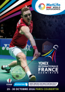 Yonex Internationaux France Badminton