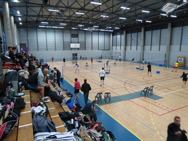 Tournoi BCM 5 et 6 Mars 2016 (Photos)
