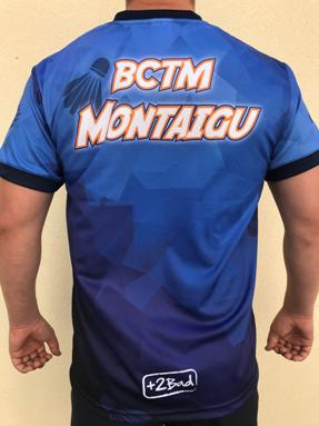 Maillot BCTM Adulte (H et F)