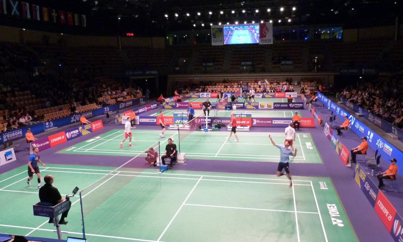 Le Badminton C Est Quoi Badminton Club Terres De Montaigu