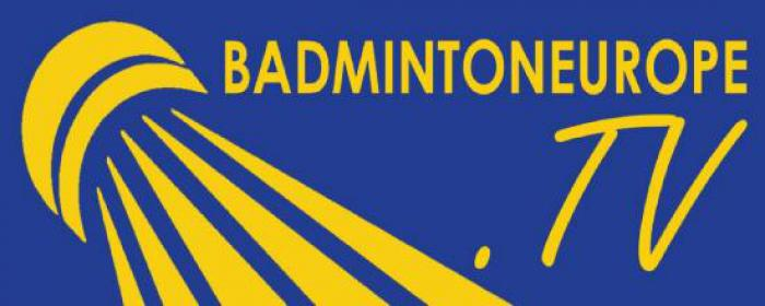 Badminton Streaming Europe
